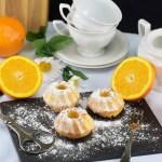 Minigugelhupf orange