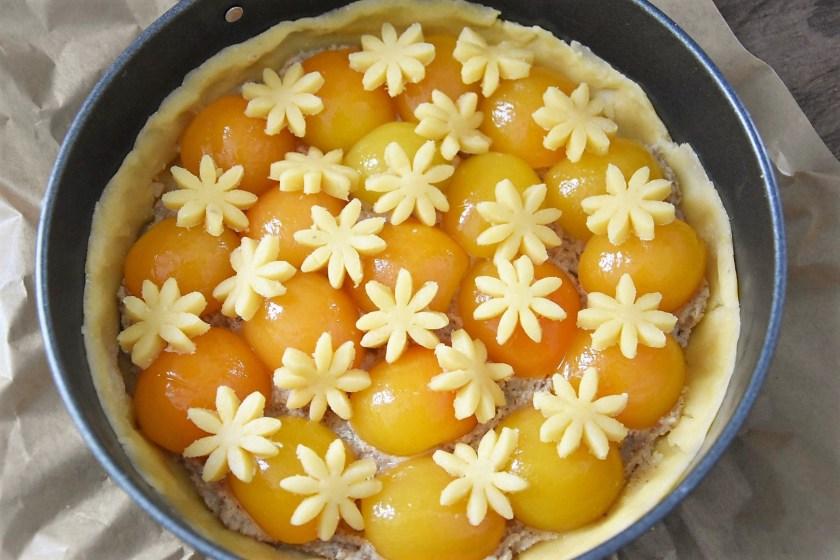 Aprikosen Tarte