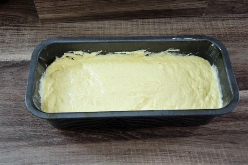 Kastenform Zitronenkuchen