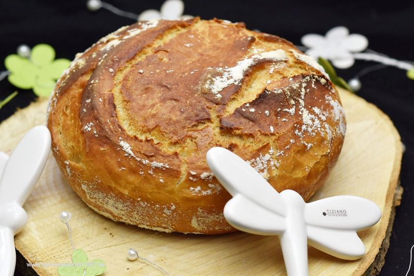 kleines friss dich dumm Brot
