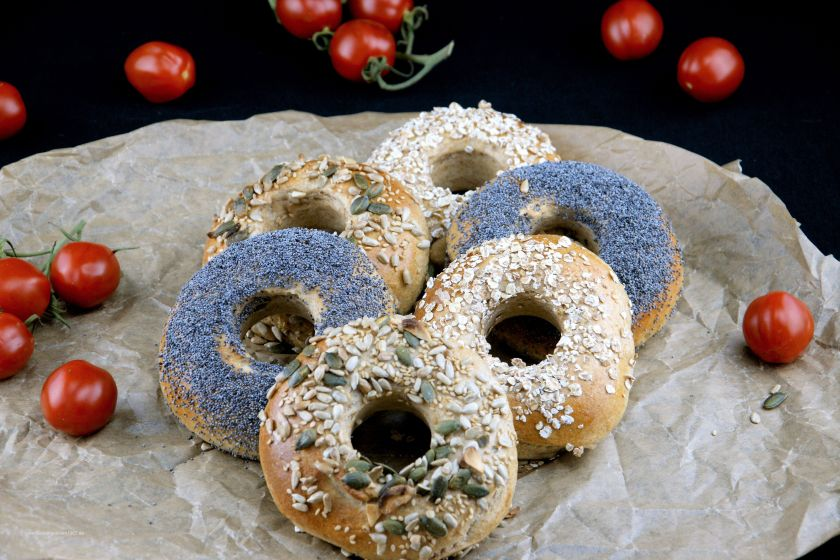 Bagel Vollkorn