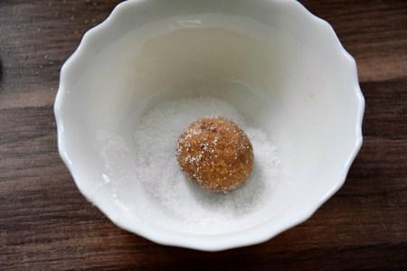 Erdnuss-Pralinen