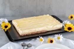 Kuchen mit Eierlikör