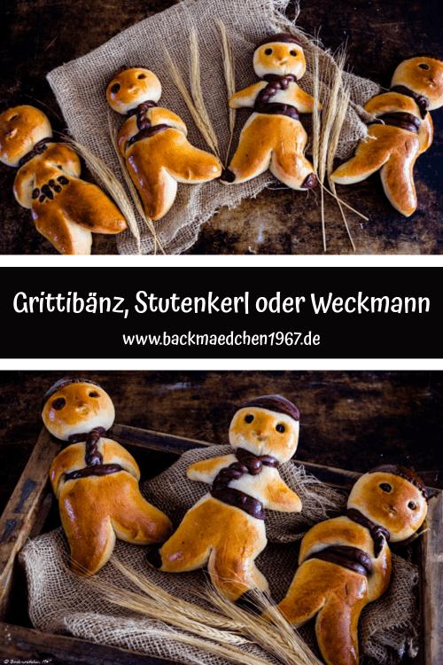 Stutenkerl, Weckmann