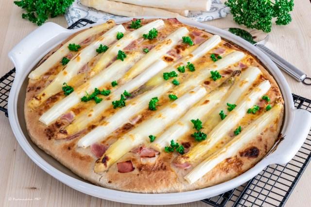 Spagel Pizza