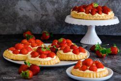 Erdbeer Torteletts