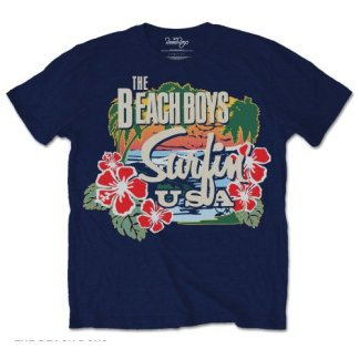 Beach Boys Surfin USA Tropical XL