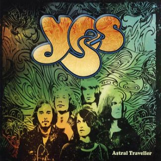 CD Yes Astral Traveller