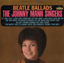 Beatle Ballads The Johnny Mann Singers