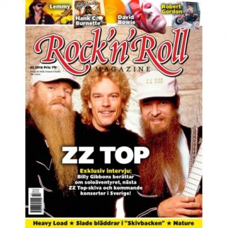 Rock´n´roll magazine 2 2016