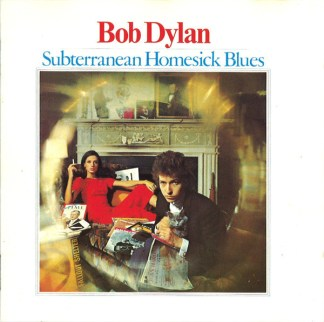 CD Bob Dylan Subterranean Homesick Blues