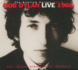 CD Bob Dylan Live 1966 The Bootleg series vol 4