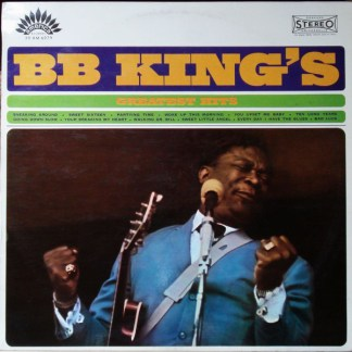 B B King Greatest Hits