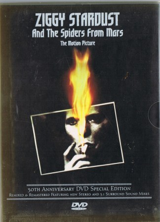DVD Ziggy Stardust and the Spiders from Mars - The Motion Picture