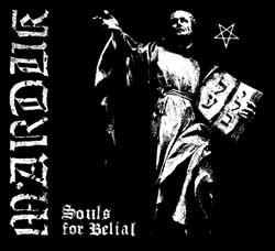 CD -singel Marduk Souls For Belial