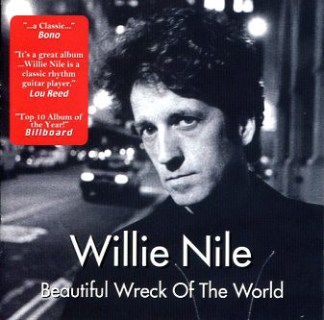 CD Willie Nile Beautiful wreck of the world