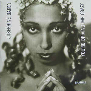 CD-EP Josephine Baker You´re driving me crazy