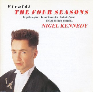CD Vivaldi The Four Seasons Nigel Kennedy