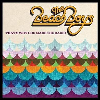 CD Beach Boys Thats why god made the radio