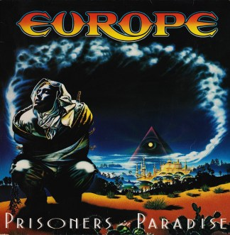 CD Europe Prisoners in Paradise