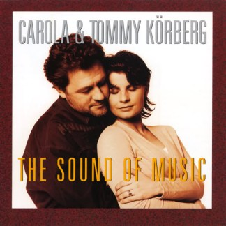 CD Carola & Tommy Körberg Sound of music