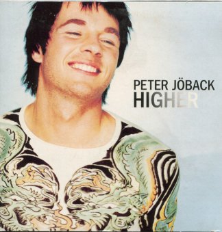 CD-singel Peter Jöback Higher