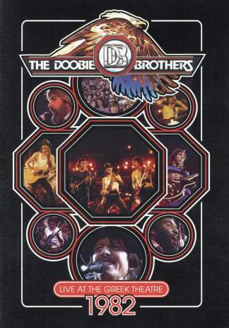 Doobie Brothers Live at the Greek theatre 1982