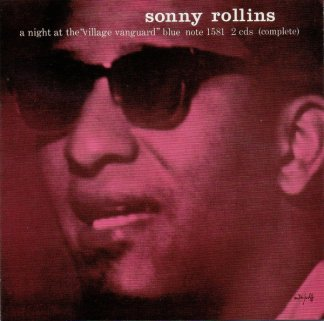 CD Sonny Rollins A night at the village vanguard