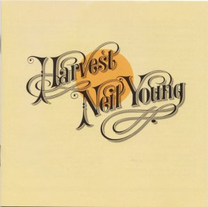 CD Harvest Neil Young