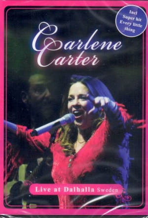 Carlene Carter Live at Dalhalla Sweden