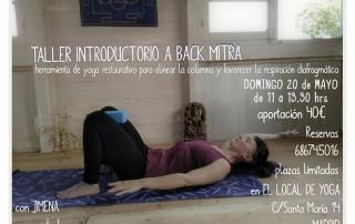 Taller Introductorio BackMitra