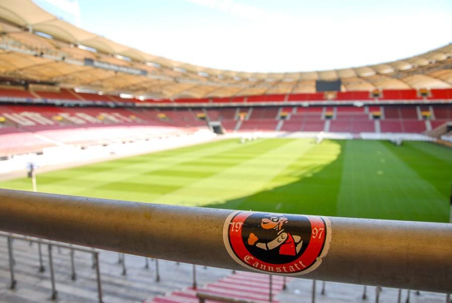 Stadion Cannstadt? Heimspiele Sautter
