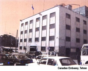 The Canadian Embassy, Tehran
