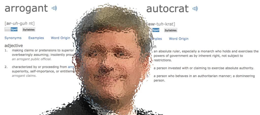 Arrogant-Autocrat