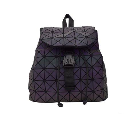 Laser pattern Women backpack Backpack 2 small
