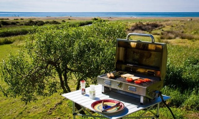 BBQ Season - Go backpacking in new zealand