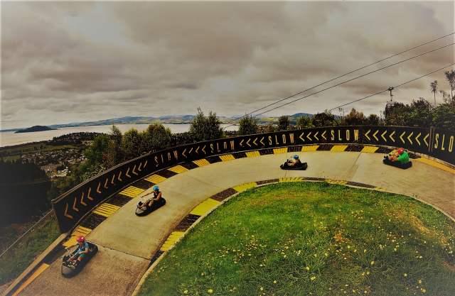 Rotorua Luge new zealand