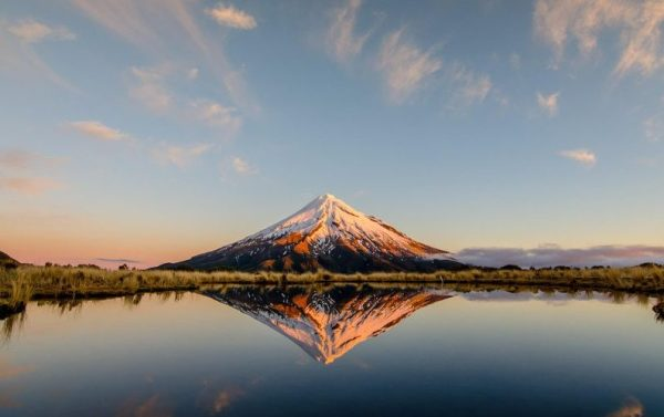 Mt Taranaki - New Zealand