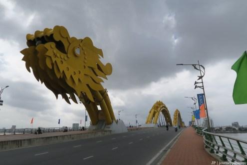 Da Nang – die bekannte Dragon-Bridge