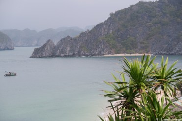 Cat Ba / Halong Bay – Blick von Monkey Island