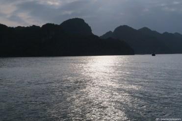 Cat Ba / Halong Bay - Sonnenuntergang