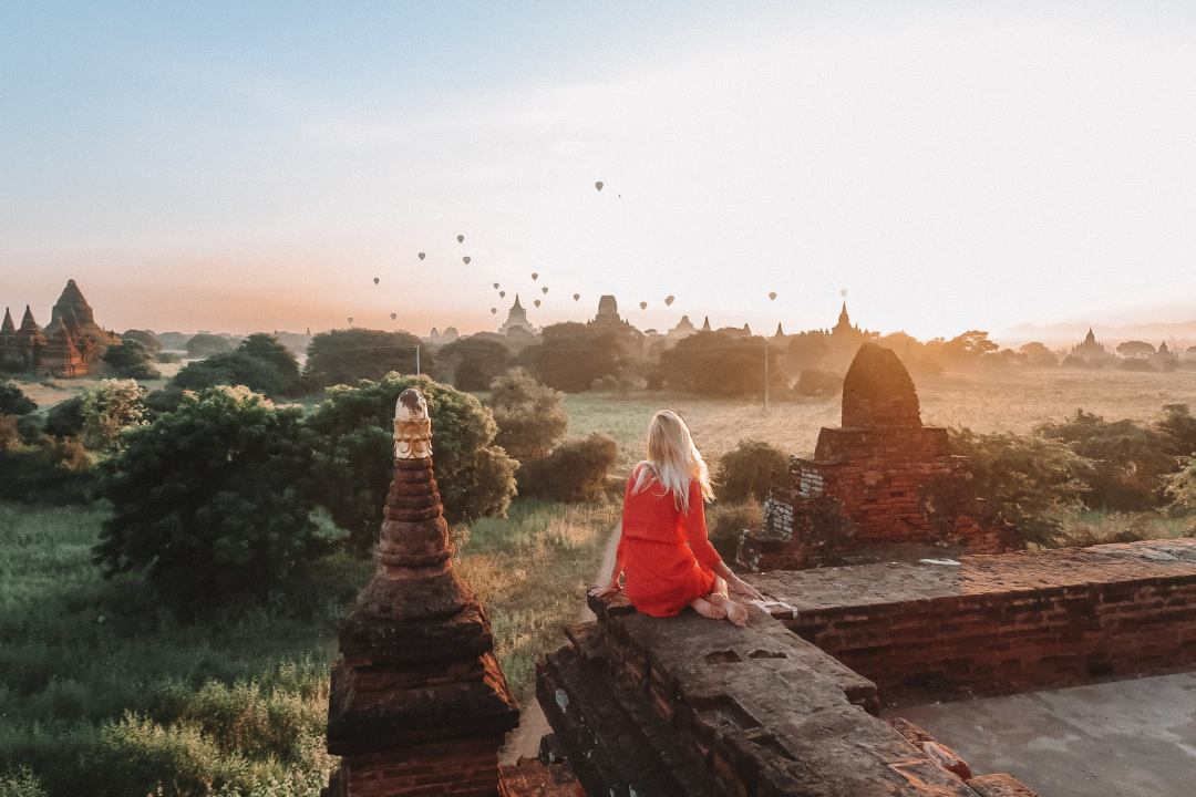 Myanmar: suggested itinerary