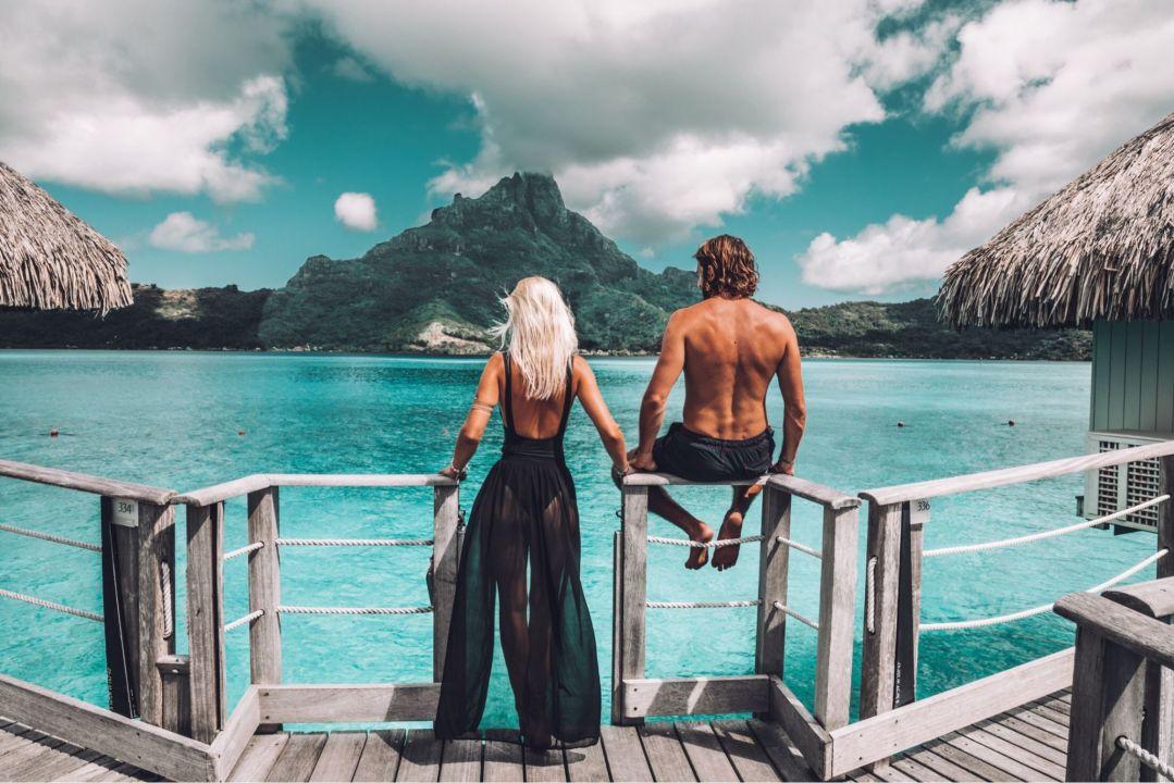 Bora Bora: paradise on earth