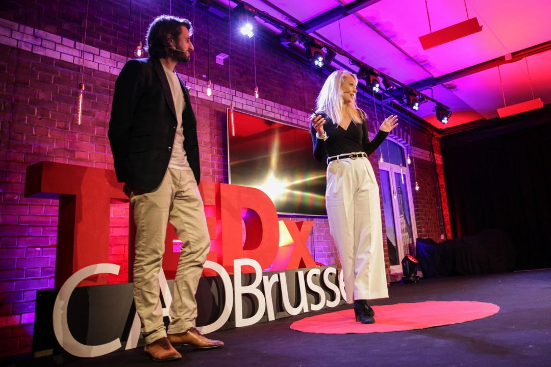Our TEDx talk: 'How to become a full time travel influencer?'
