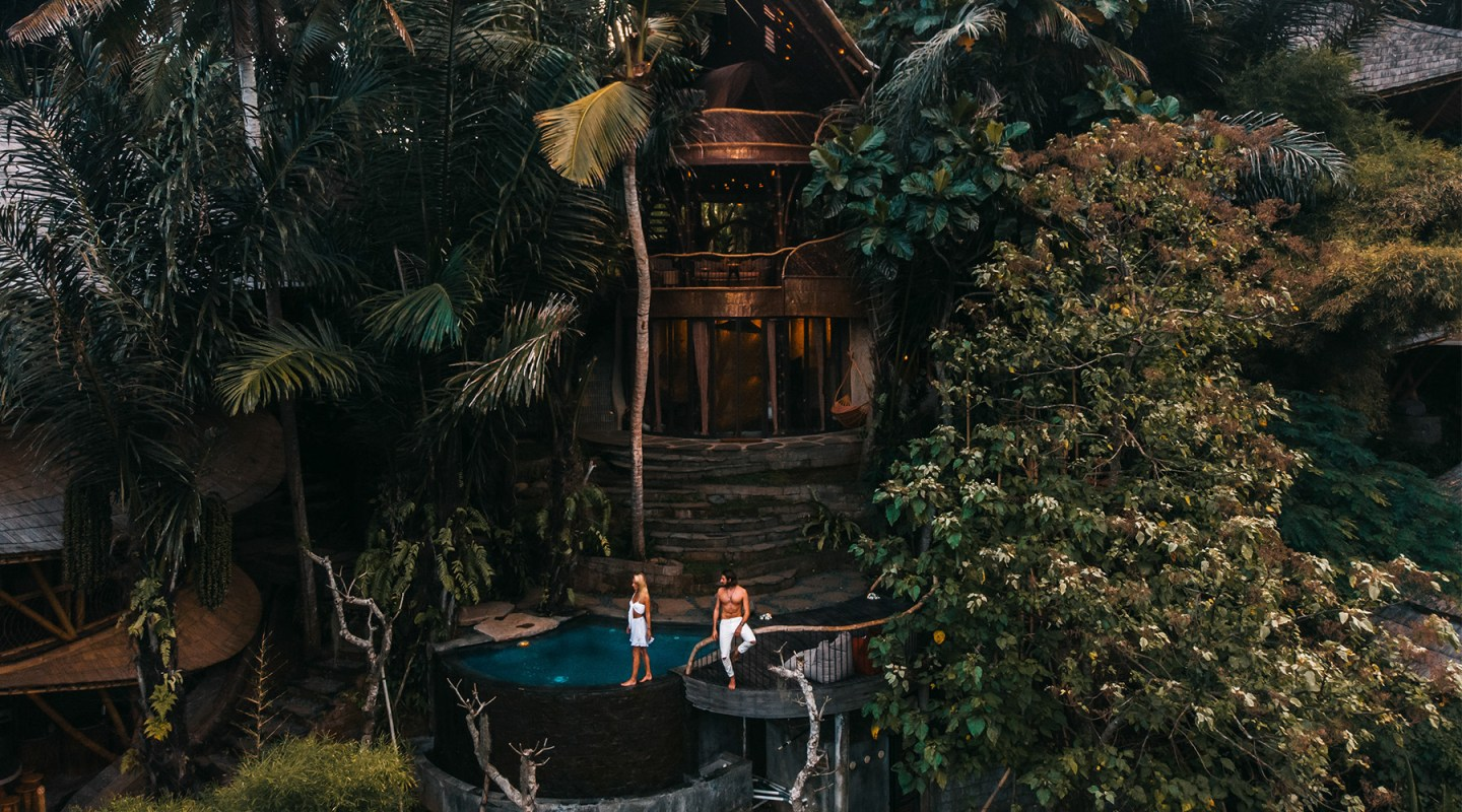 Our top 5 Bamboo Jungle hotels in Bali