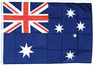 Flage, Australien
