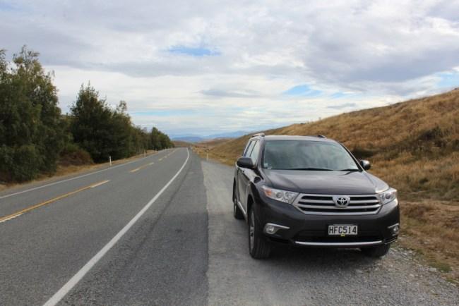 4WD, Neuseeland, Roadtrip, Relocation Car