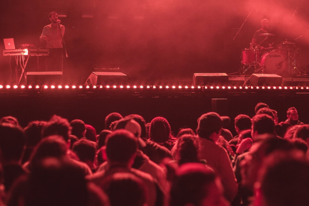 Konzert Linköping Universität Party