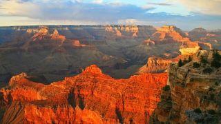 形容する言葉が見つからない!グランドキャニオン国立公園が凄すぎる!
