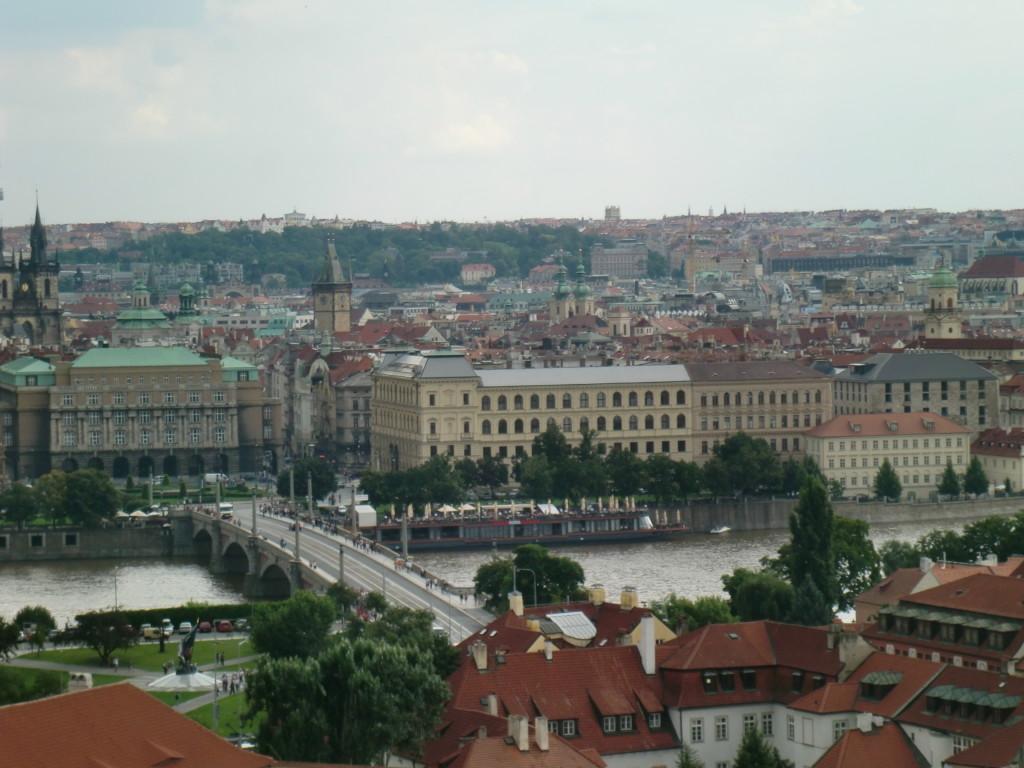 中世ヨーロッパの風景